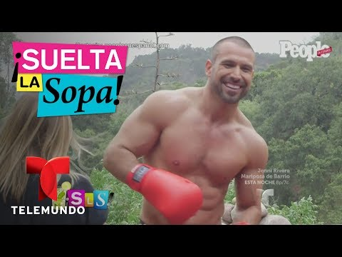 Rafael Amaya lució tremendo cuerpazo para People en Español  Suelta La Sopa  Entretenimiento
