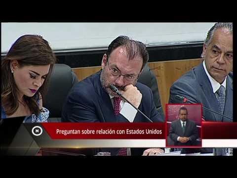 México debe ampliar sus relaciones internacionales: Luis Videgaray Caso