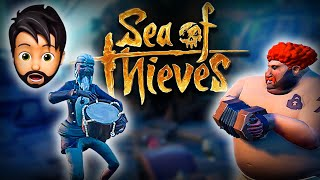 TALE OF TWO CHICKENS!! (w/ DanTDM + Thnxcya) | Sea Of Thieves