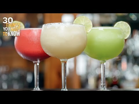 Here's The Recipe To The Best Margarita Ever