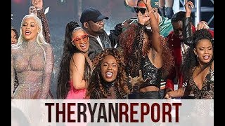 The Good, Bad, & Ugly BET Hip-Hop Awards 2017 + Eminem's BET Cypher : RCMS
