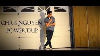 Somo - Power Trip Choreography by Chris Nguyen (Pt. I)