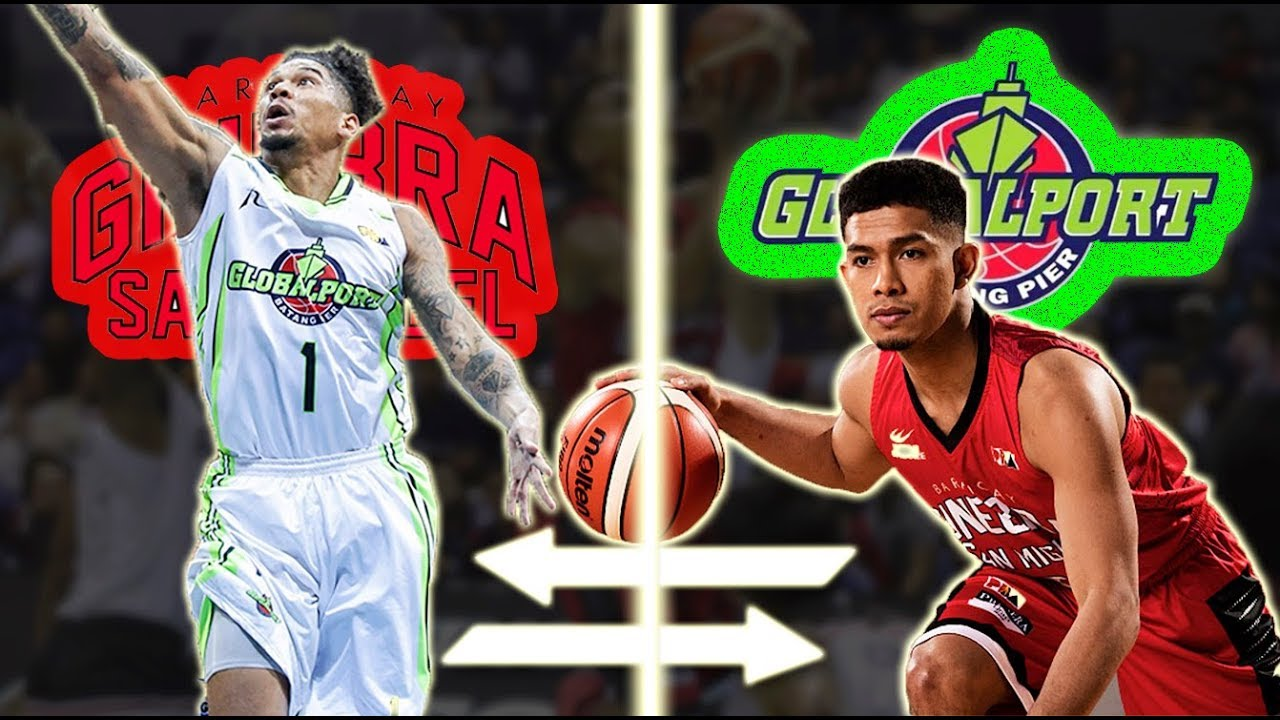 PBA TRADE: JULIAN SARGENT GINEBRA NA! | PAOLO TAHA TO GLOBAL PORT FOR  SARGENT