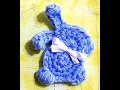Bunny Applique 5 Minute Crochet Workup!