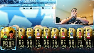 OMFG SO MANY 100K & SPECIAL PACKS!!! | FIFA 16 PACK OPENING!