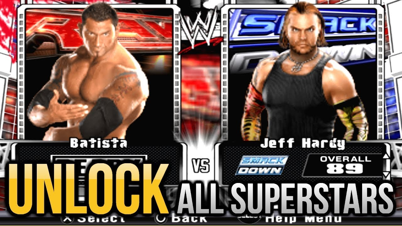 Highly compressed wwe smackdown vs raw 2009 ppsspp iso download.