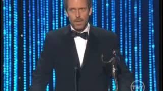 Hugh Laurie - SAG 2007