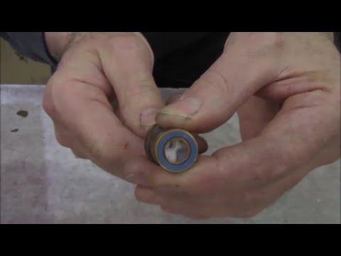 Ceramic cartridge faucet stems should be replaced, can\'t repair or ...