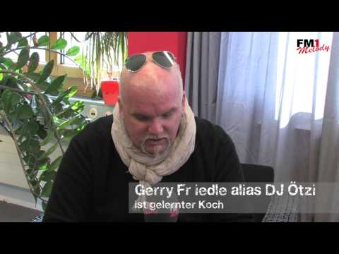 DJ Ötzi im FM1 Melody Interview Februar 2013