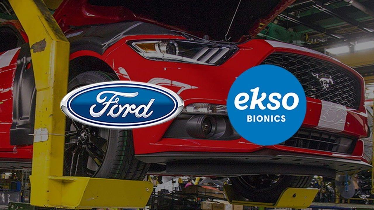 52883d464c Ford Adding EksoVest Exoskeletons to 15 Automotive Plants
