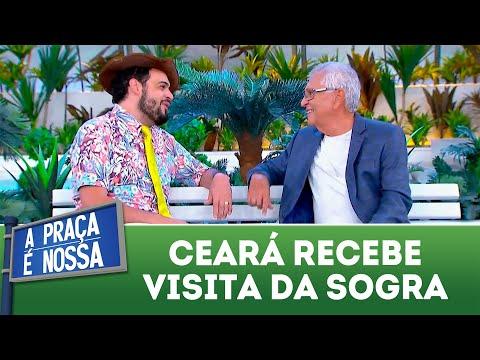 Ceará recebe visita da sogra | A Praça é Nossa (31/05/18)