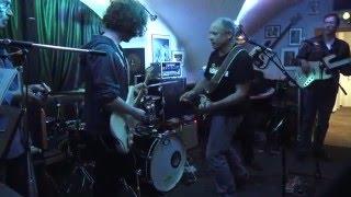 Blues in Jonnys Lion-Cave Bar in Trübbach 13.Oktober.2015 in 4K