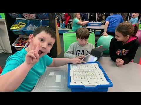 Mission Moment - New Washington Elementary School