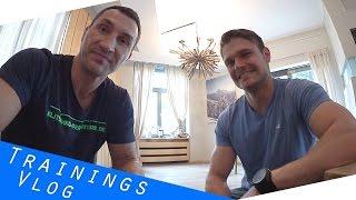 Mein FITNESSTRAINING mit Wladimir Klitschko!