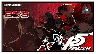 Let s Play Persona 5 With CohhCarnage - Episode 259 Ending