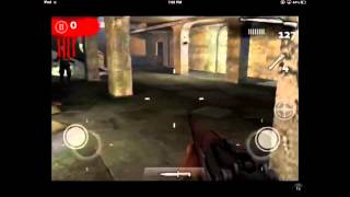 Call Of Duty World At War Zombies Ipad Review