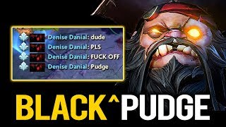THERE IS NO CHANCE!!! - Black^ Pudge SUPER FAST Items 27 Min END GAME | Pudge Official