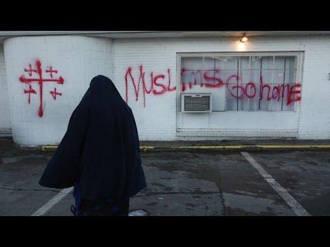 Hate Crimes Against Muslims Skyrocket