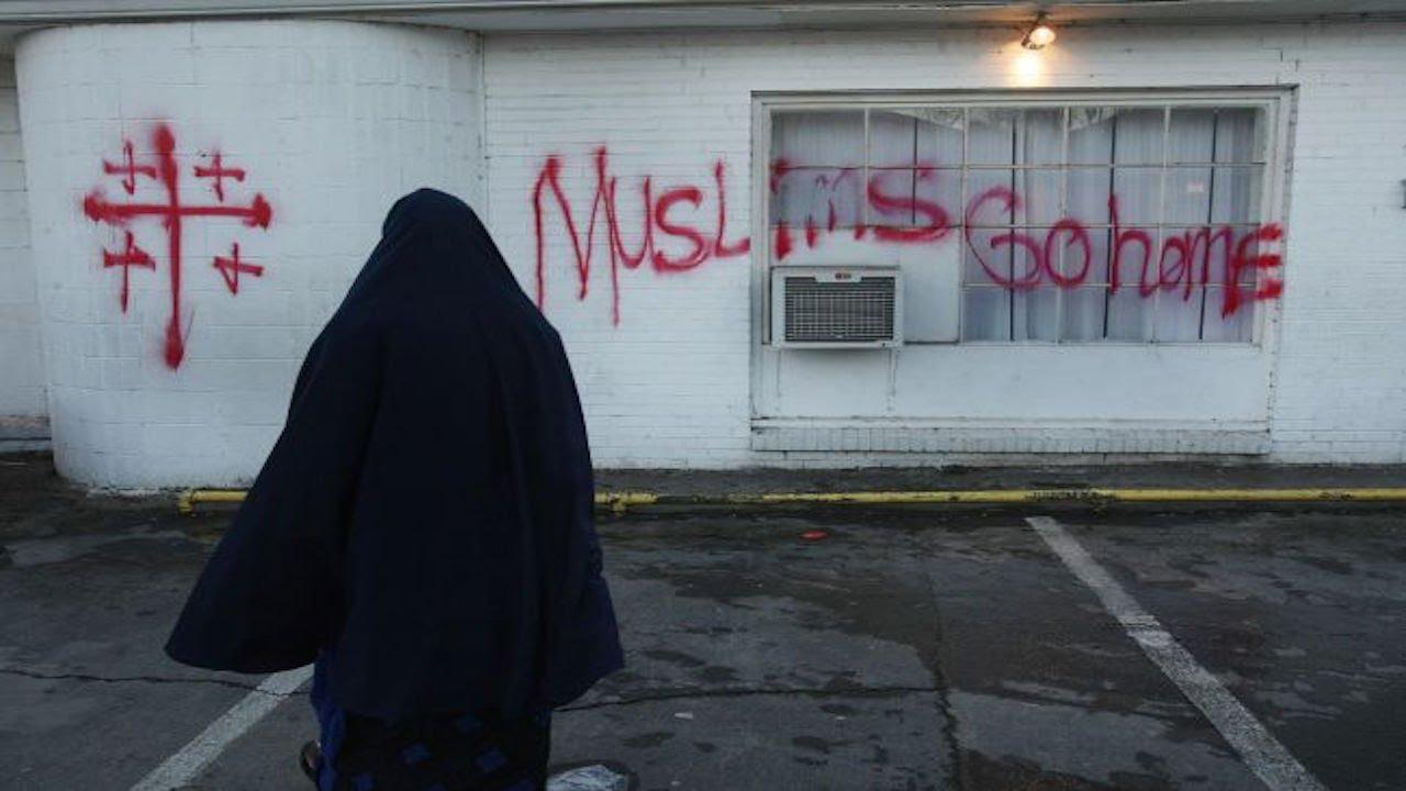 Jumlah Kelompok Kebencian Amerika Naik ke Level Tertinggi Sepanjang Masa