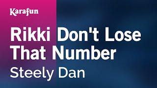 Karaoke Rikki Don