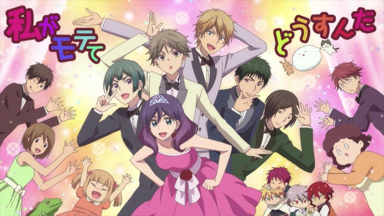 Anime Watashi ga Motete Dousunda