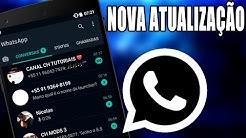 Nova Atualização do WhatsApp 2020 CHEGOU AÍ?