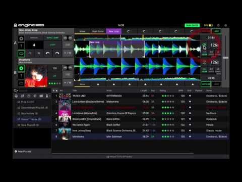 Denon DJ Engine Prime Software Talkthrough
