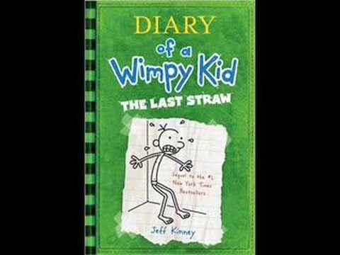 Book 3 Diary Of A Wimpy Kid The Last Straw C Youtube