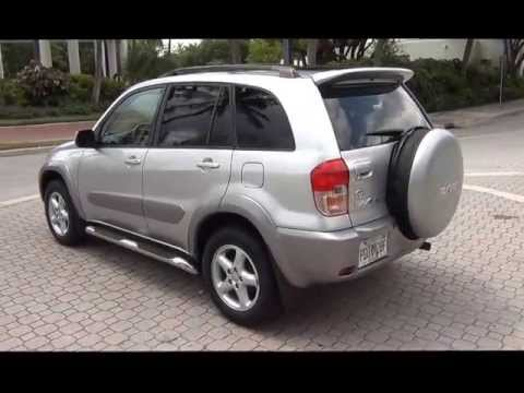 2001 Toyota Rav4 L 4wd For