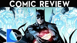 Robin Rises Omega #1 Review | Jason Reads Comics