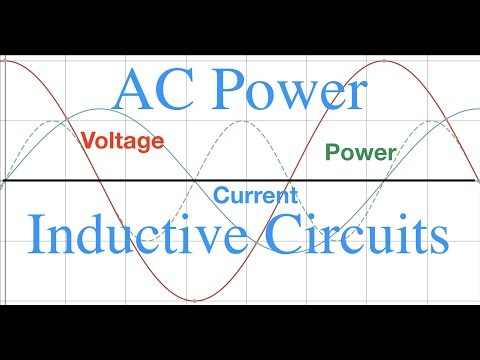 RLC Circuits, Power in Inductive Circuits