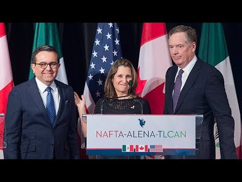 NAFTA: Full press conference following 6th round of negotiations