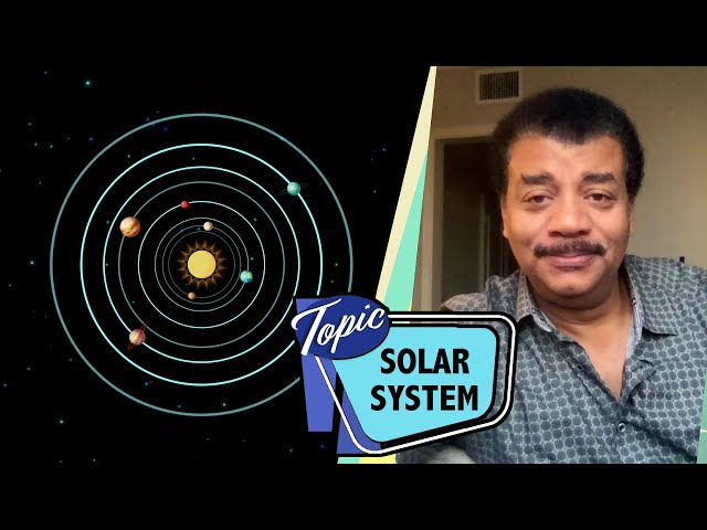 The Solar System | Wheel of Science with Neil deGrasse Tyson