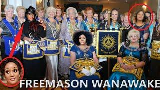 Ulimwengu wa kutisha Freemason wanawake Tanzania.