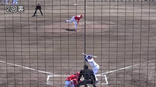 20190326 中日vs広島 二軍公式戦 先発 大野雄-遠藤