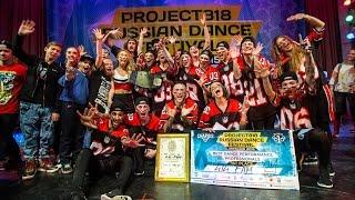 Lil Fam ✪1st Place, Best Dance Performance Crew @ RDF15 Project818 Russian Dance Festival 2015