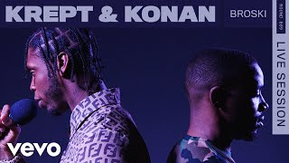 Смотреть клип Krept & Konan - Broski