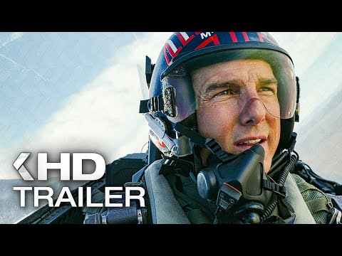TOP GUN 2: Maverick - 7 Minutes Trailers \u0026 Behind the Scenes (2021)