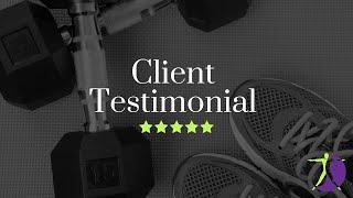 Client Testimonial-David F