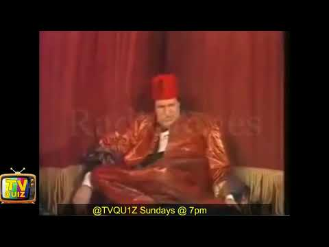 Tommy Cooper Dies Live on Stage