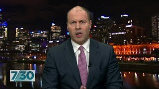Treasurer Josh Frydenberg on the US-China trade war and what it might mean for Australia | 7.30
