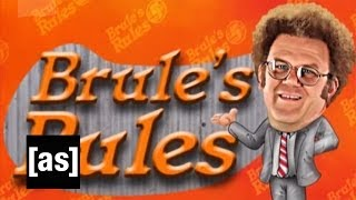 """Brule's Rules """"Fire Safety"""" 
