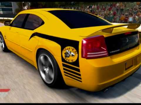 Car Show Dodge Charger 2005 Srt8 Superbee And 1969 Rt By