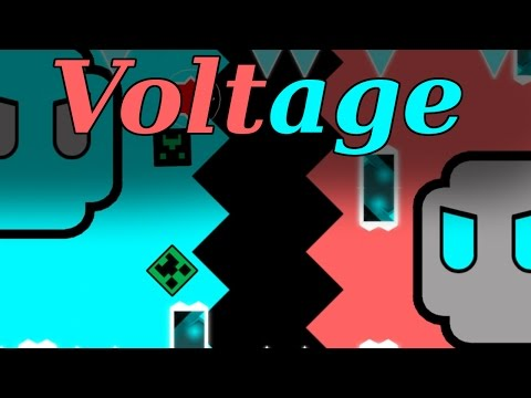 Geometry Dash -- Voltage By Ashdasher