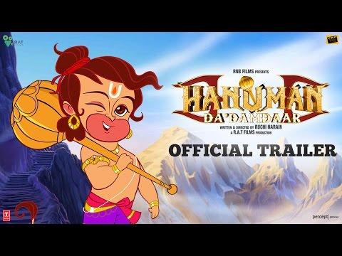 Hanuman Da Damdaar | Official Trailer | 02 June 2017