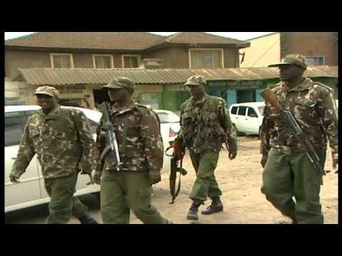Kenyatta: We Will: Not Negotiate With Terrorists