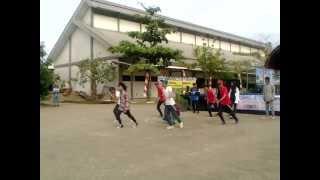 Y_GOS Perform SMKN 4 Jakarta Utara (Shuffle)