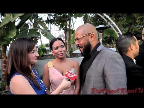 Rockmond Dunbar & Maya Gilbert at the 21st Annual Movieguide® Awards @RockmondDunbar