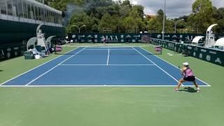 [HD] Ashleigh Barty vs Urszula Radwanska | WTA Malaysian Open 2017