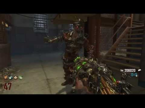 Black Ops 2 Zombies: Mob Of The Dead - Rounds 40-55 w/Syndicate!